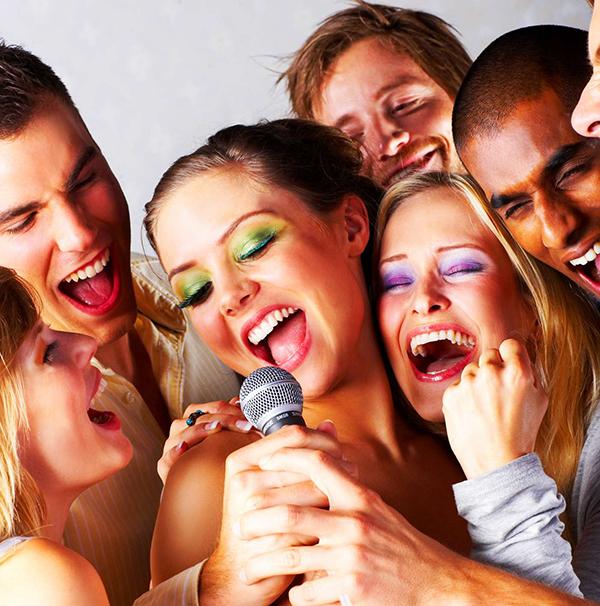 imagen cantando
