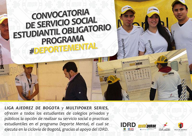 Convocatoria Servicio Social