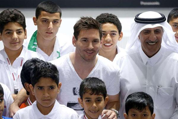 Messi-Doha-Qatar