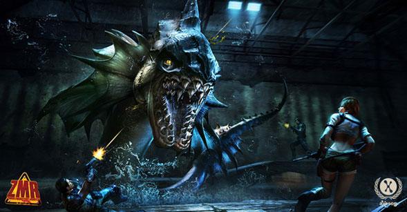 ZMR-el-juego-con-la-invasión-de-zombies,-monstruos-y-robots-que-se-está-apoderando-del-planeta