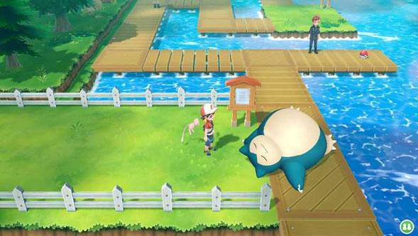 Cómo conseguir el visor Silph y la flauta en Pokémon Let's Go Pikachu y Eevee