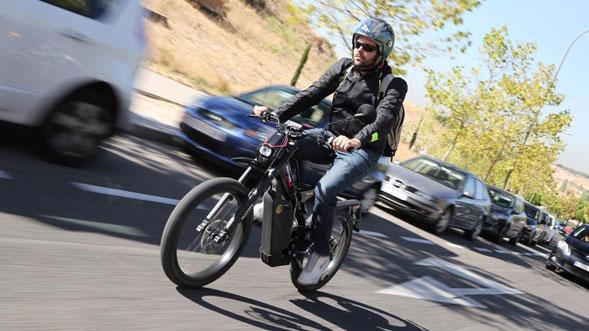 Cómo una bicicleta eléctrica puede mejorar su condición física