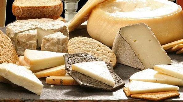 la música hace que el queso tenga mejor sabor