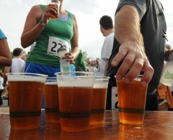 Conoce la cerveza saludable pensada principalmente para deportistas