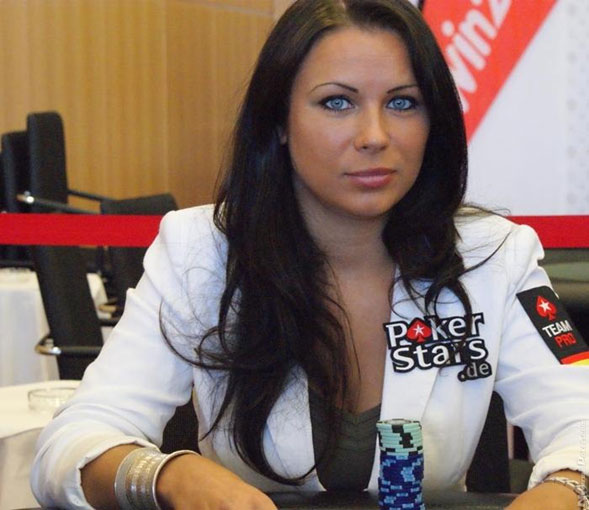 La alemana Sandra Naujoks, campeona del EPT Dortmund