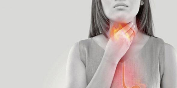 estrés drogas y mala alimentación provocan reflujo gástrico