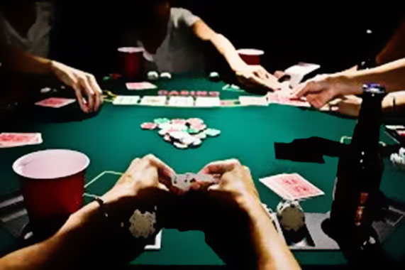 manos de póker