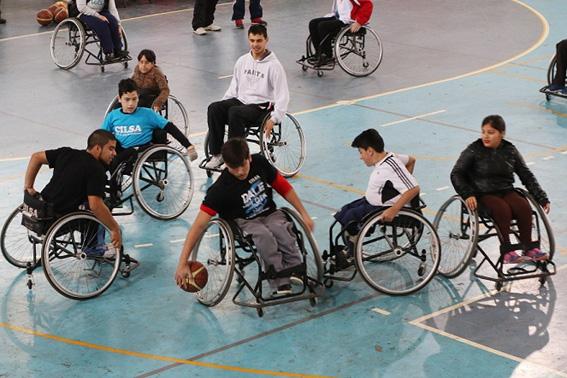 Deportes para personas con discapacidad