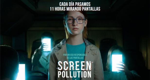 'Screen Pollution', un proyecto que busca concientizar a la sociedad sobre la salud ocular