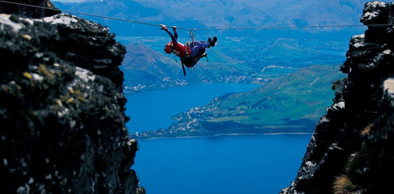 los mejores lugares del mundo para practicar deportes extremos