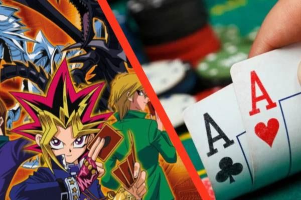 poker Yu-Gi-Oh