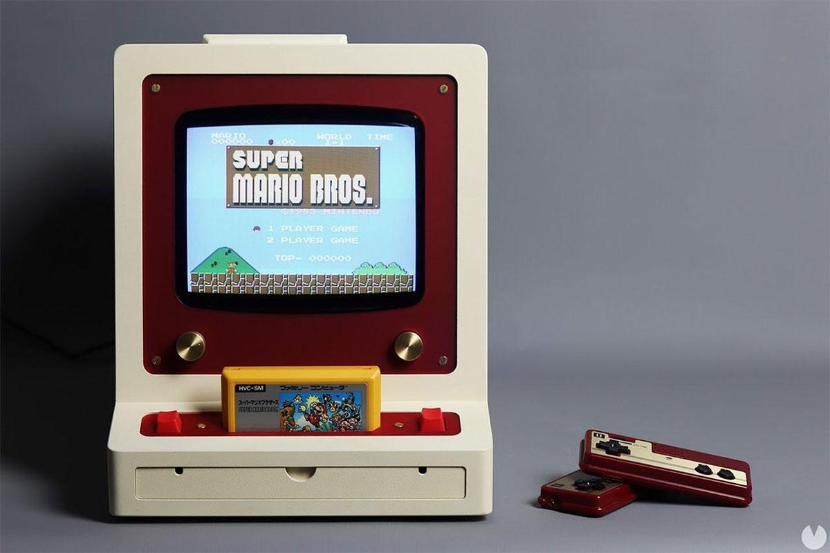 Nintendo Famicon
