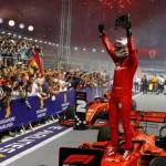 como entrenan los pilotos de F1