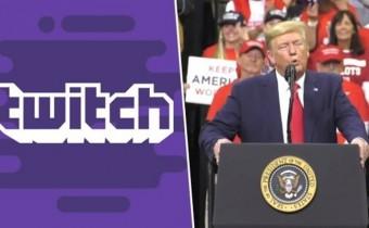 Donald Trump se une a Twitch