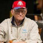 TJ Cloutier una de las leyendas de torneos de poker