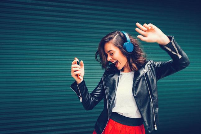 Aplicaciones de música más utilizadas por los latinos