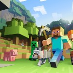 Minecraft en YouTube