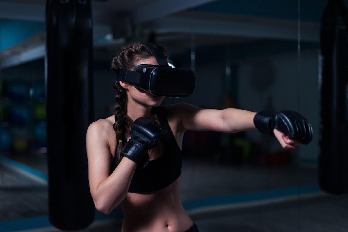 realidad virtual ayuda para hacer ejercicio