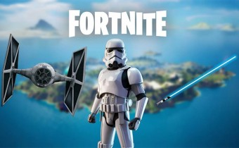 Fortnite sables de luz de Star Wars