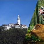 Monserrate downhill
