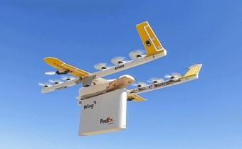 Entregas de pedidos con Drones se dispara debido al COVID